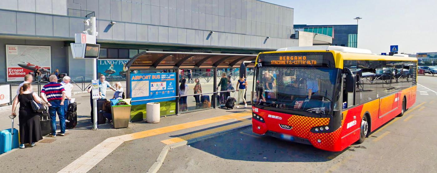 Bergamo Airport Bus